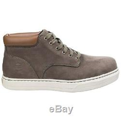 Timberland Distuptor Safety Boots Mens Leather Steel Toe Cap Chukka Work Shoes