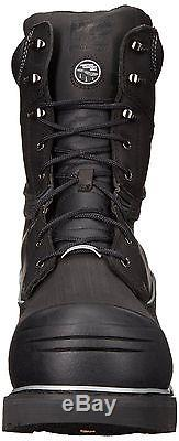 Timberland PRO Boots Mens 53531 10 Gravel Pit Mining Steel Toe WP Ins