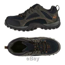Timberland PRO Mens Mudsill Steel Safety Toe Slip-Oil Resistant Work Shoes
