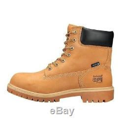 Timberland Women Boots Pro Direct Attach 6 Inch Steel Toe Waterproof Work Boots