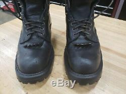 Whites Smokejumper Steel Toe Logger Boots size 10.5 width D